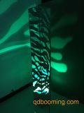 Material de corten las torres de iluminación decorativa para utilizar el jardín