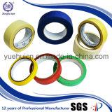 24 mm Ancho de alta adhesivo de la cinta adhesiva blanca