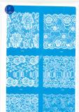 Laço largo ordinário para a roupa/vestuário/sapatas/saco/caso 3132 (largura: 7cm)