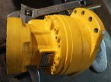 置換のPoclain Ms05ブレーキが付いている油圧放射状シャフトモーター