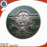 Divisa militar americana promocional del metal de la venta barata a granel (FTBG1432A)