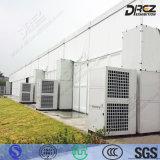 큰 포장한 산업 공기 냉각장치는 천막과 연결한다