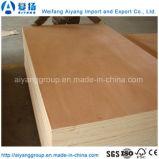屋内家具のための環境に優しい商業合板