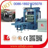 Máquina de fatura de tijolo concreta automática cheia \ máquina automática do tijolo