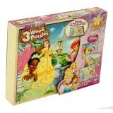 Hotsale Cartoon Puzzle de jouets pour enfants de papier avec impression personnalisée