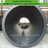 La plastica aumenta la strumentazione di fabbricazione a spirale del tubo di bobina della Vuoto-Parete