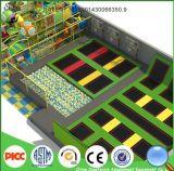Electronic GamesのトランポリンType Indoor Amusement Trampoline Park
