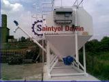 La Filtración de Polvo y Horizontal bajo nivel de los silos