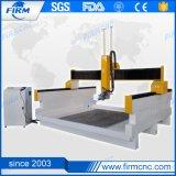 Jinan Gravura de espuma máquina de corte 4 fresadora CNC de eixos do gantry