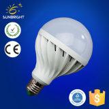 ampoule du plastique E27 DEL de 18W 7000K