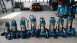 Pompen Met duikvermogen van het Water van de Besnoeiing van de Riolering van het roestvrij staal de Elektro