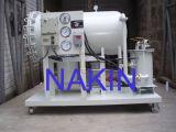 Purificador de petróleo da coalescência & da separação de Nakin Tj