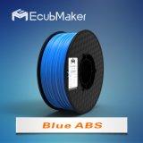 3D 인쇄 기계 파랑 색깔을%s 1.75mm 아BS 필라멘트