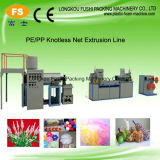 Sac en plastique fruits Knotless Net Making Machine