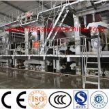 2100 mm el cartón ondulado de la línea de producción de la bolsa de papel Kraft Precio máquina de hacer