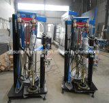 Macchina di vetro dell'espulsore della macchina del robot di sigillamento del silicone/del silicone vetratura doppia/macchina di vetro d'isolamento dell'espulsore del silicone