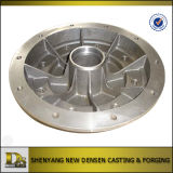 Aluminium-Schwerkraft-Gussteil-Ring-Aluminiumlegierung-Ring-Gussteil angepasst