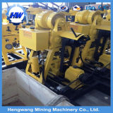Plataforma de perforación del receptor de papel de agua de las ventas de la fábrica de China