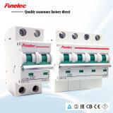 IEC60947 1p, 2p, 3p, corta-circuito de 4p 12VDC-1200VDC MCB Dcac solar