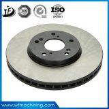 OEM Customizdの鋼鉄鋳鉄の鋳物場または鋳造のオートバイブレーキディスク