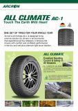 225 40r18 aller Klima-Gummireifen 205 55r16 aller Jahreszeit-Reifen mit Deutschland-Technologie