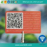 Pvc Em4100 Plastic RFID Smart Card van LF 125kHz voor Membership