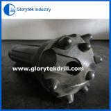 Gl90-90mmの平らな表面低い空気圧DTHビット