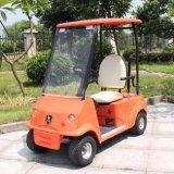 China Certified Confortável Single Seat Carrinho de golfe elétrico (DG-C1)
