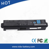Bateria de notebook de substituição quente / Bateria de Ni-CD / Bateria de íon de lítio / Bateria de notebook / Bateria de notebook para Toshiba PA3817, PA3819, L600 L700 L630