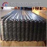 Volle harte heiße eingetauchte galvanisierte gewölbte Stahldach-Fliese