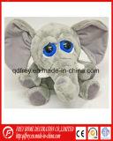 cadeau de promotion de Mignon éléphant Huggable jouet en peluche