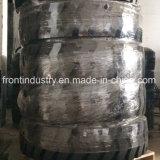 Schlussteil und Ladevorrichtung verwendeter PU-füllender Reifen mit dem Schnitt beständig