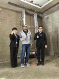 Затавренная машина перевод гипсолита стены с руководством потребителя
