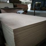 Núcleo de contrachapado de chopo comercial para producir muebles de alta calidad