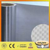 di alluminio laminato tessuto tessuto perforato barriera del vapore