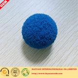 De rubberBal van de Spons, de Schoonmakende Bal van de Condensator