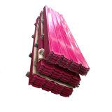 Revestimento de cor Prepainted Gi Folha de aço para Telhas Onduladas