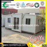 Дом контейнера самомоднейшей конструкции гибкая расширяемый (XYJ-03)