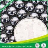 100 1 polegada de diâmetro as esferas do rolamento de aço carbono G40 Rolamentos de esferas