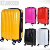 Linha plástica da extrusora do parafuso excelente do gêmeo do serviço profissional da qualidade para a bagagem