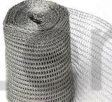 Связанная нержавеющей сталью ячеистая сеть в штоке