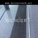 Крышка решетки из нержавеющей стали для слива траншеи