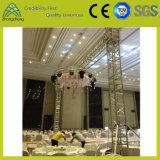 結婚式パフォーマンスアルミ合金の照明トラスシステム