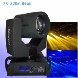 최고 Brighten Sharpy 7r 230W Mini Beam Moving Head Lights