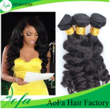7A Grade Remy Hair Extension Virgin Human brasiliano Hair