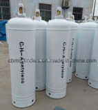 cilindri bianchi dell'acetilene 40L GB11638