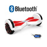 8 собственная личность колеса Monorover R2 2 дюйма балансируя электрический самокат с Bluetooth и дистанционным регулятором