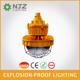 Prueba de explosiones a prueba de explosión de luz LED de iluminación - Tecnología Njz