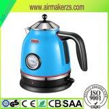 304 de Rang van het voedsel Automatische Ketel van het Water van 1500 Watts de Draadloze Elektrische