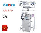 熱い販売のフルオートマチックの平らなソックスの編む機械